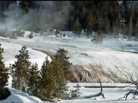 Yellowstone in Winter: Old Faithful and the Upper Geyser Basin