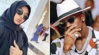 Lyyn ndani ya Dubai aliko Diamond, ni mwendo wa bata na kusikiliza ''Baba Lao' tu!