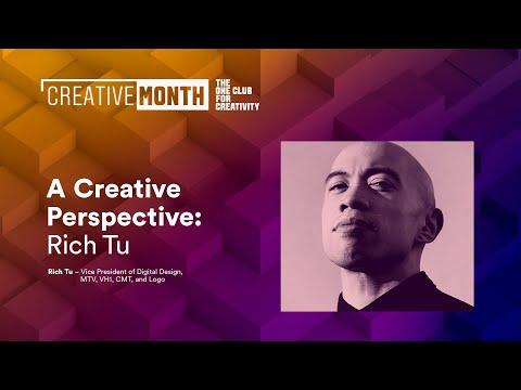 A Creative Perspective   Rich Tu