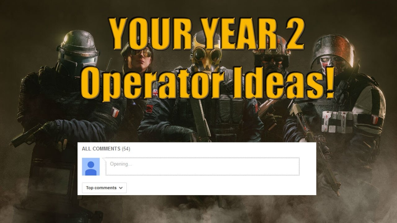 your operator ideas rainbow