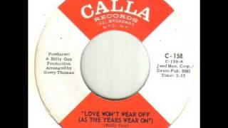 J R Bailey Love Won