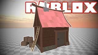 Roblox Studio Time Lapse - Old Shed