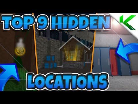 TOP 9 HIDDEN LOCATIONS IN BRICK BRONZE! - Pokemon Brick Bronze