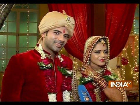 Thapki Pyar Ki: Thapki-Dhruv Finally Gets Married - India TV