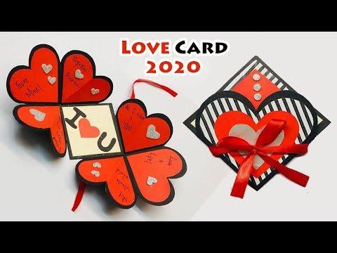 Greeting Cards Latest Design Handmade | I Love You Card Ideas 2019 Mp3