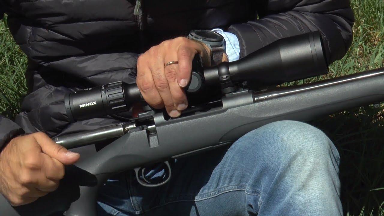 Mauser M18 Cal   308 Winchester - Presentazione & prova a fuoco | Armi  Magazine