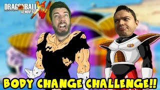 The Battle of the Body Change Challenge! | Dragon Ball Xenoverse RANDOM CHALLENGES