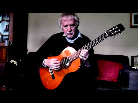 Playing Classical Guitar Without Finger Nails