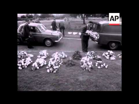 FUNERAL OF ANEURIN BEVAN - NO SOUND