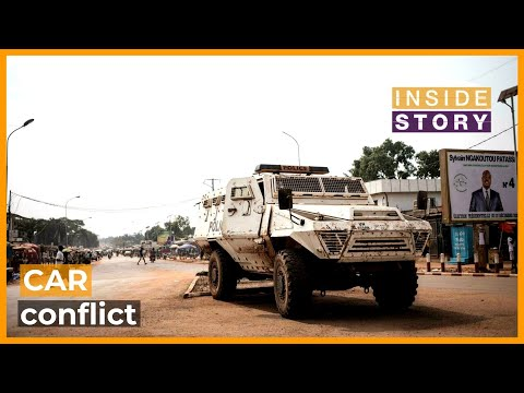 Why is Central African Republic failing to contain armed groups? | Inside Story