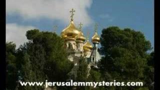Jerusalem - Holy Land - Mount of Olives