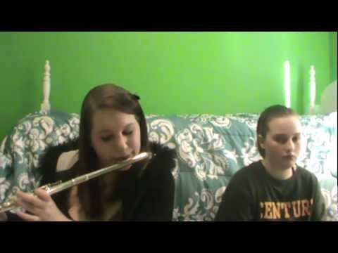The Cup Song Flute Cover