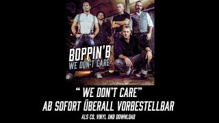 "Boppin' B ""We Don't Care"" Official Albumtrailer"