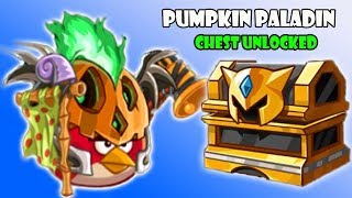 Angry Birds Epic - PUMPKIN PALADIN CLASS! NEW CHEST UNLOCKED HALLOWEEN