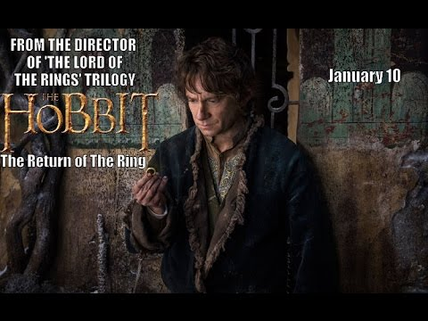 the hobbit 4 the return of the ring official trailer 2017