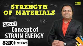 Concept of Strain Energy - Strain Energy - Strength of Materials