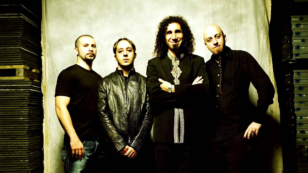 System of a Down - Aerials (High Quality Audio) - Extended ...