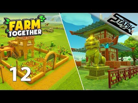 Farm Together - 12.Rész (Japán, Kínai és mexikói kiegészítő) - Stark