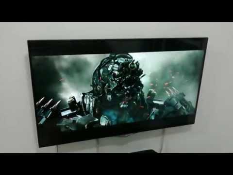 Review TV 4k 8200 LG Brasil Em português