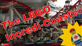 Adding the LEGO Roller Coaster to the Amusement Park