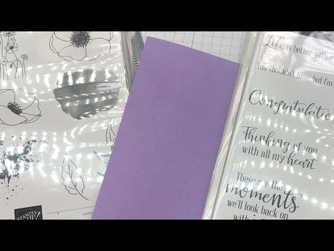 🔴Live Stampin' UP Poppy Fun Fold 2020-2021 Annual Catalog