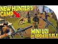 NEW MINI UZI HUNTER CAMP EVENT In UPDATE 1 11 1 Last Day On Earth Survival Update 1 11 mp3