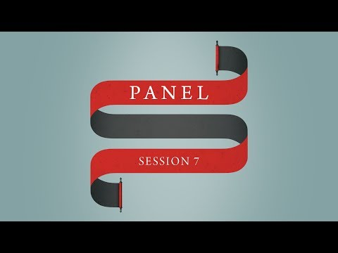 """Trent Hunter and Stephen Wellum, """"Panel Discussion"""" (Session 7)"""