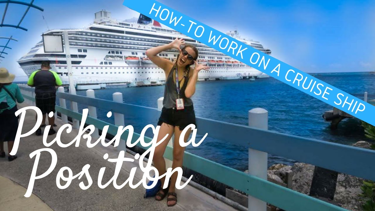 How to Work on a Cruise Ship in Hawaii