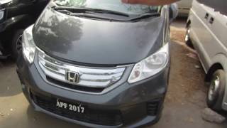 Honda Freed Hybrid 2012 | Complete Review