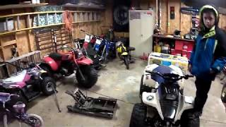 Suzuki Lt80 Front Suspension Mods - Mudford - TheWikiHow