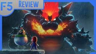 Bowser's Fury Review: An Incredibly Dense Open World! (Video Game Video Review)