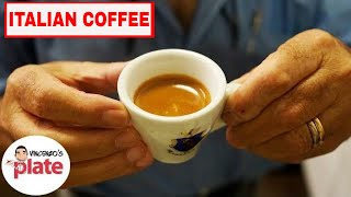 NONNO MAKES ITALIAN COFFEE AT HOME | Using Espresso Coffee Machine | Coffee in Italy