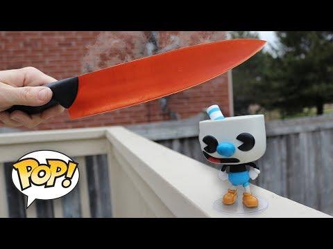 Whats Inside A Funko Pop  1000° Knife VS Funko