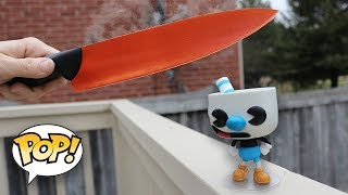 Whats Inside A Funko Pop | 1000° Knife VS Funko