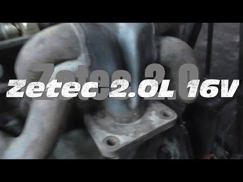 Фото к видео: Замена ремня ГРМ на Zetec 2.0L 16V