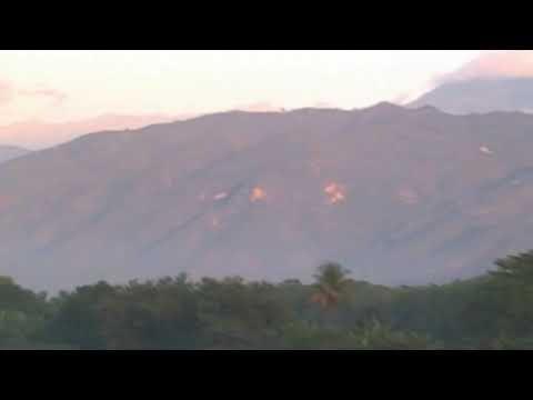 un lindo amanecer en el progreso guastatoya guatemala C.A.