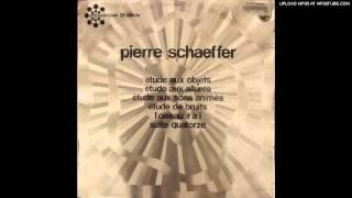 Pierre Schaeffer - Etude Aux Objets (Objets Exposés)