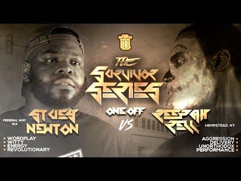 STUEY NEWTON VS REEPAH RELL SMACK/ URL BATTLE