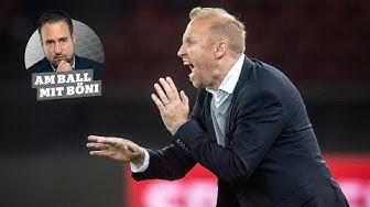Böni über das extreme Verhalten von FCZ-Coach Ludovic Magnin (Fussball: Am Ball mit Böni)