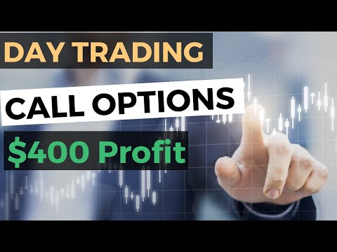 Day Trading Call Options Live:  Day Trading FB & SPY