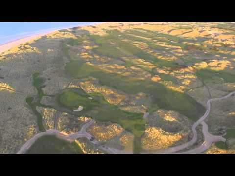 Royal Portrush Golf Club Flyover