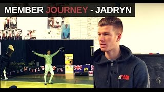 Member Journey - Jadryn - Pro Fencer