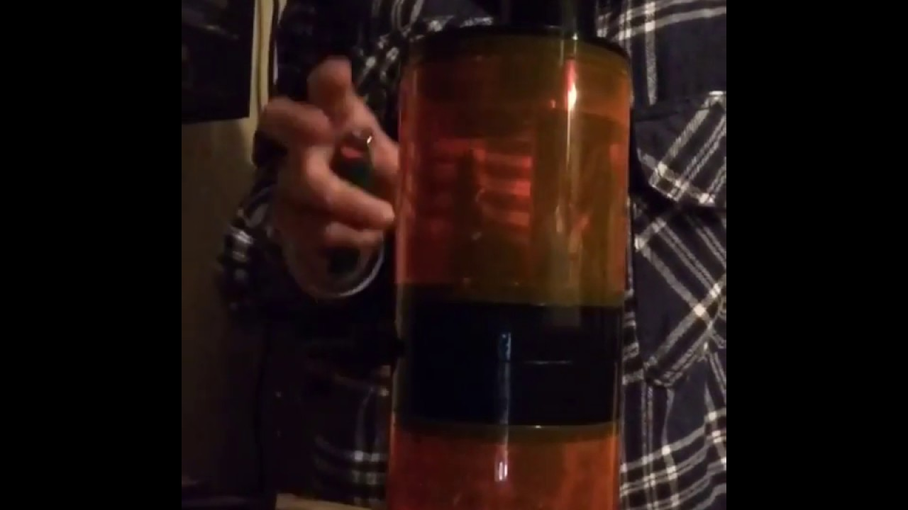 Vortex Gravity Bong