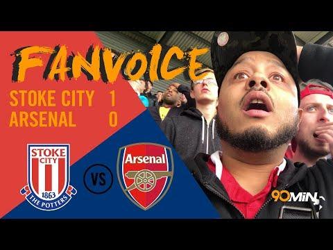 Jesé punishes Arsenal as Stoke City beat the gunners!   Stoke City 1 - 0 Arsenal   90min FanVoice
