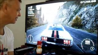 XBOX 360: Jogo GRID 2 em 1080p.