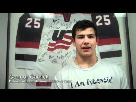 The Hockey IntelliGym & the U.S. National Team Development Program