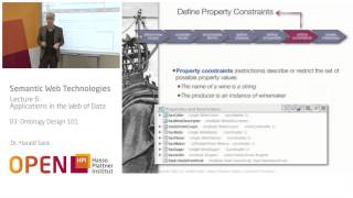 06 - 03 Ontology Design 101
