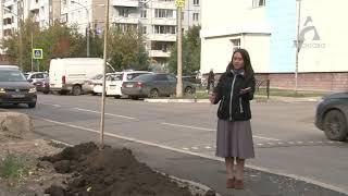 Krasnoyarsk avtomobil yo'llarini ta'mirlash rasman yakunlandi