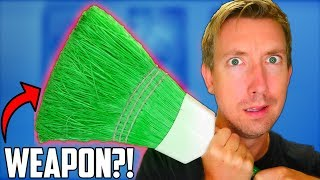 DIY GADGETS - 5 Household Items vs Fruit Ninja in Real Life (Homemade & Everyday Objects)