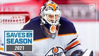 Best Saves of the 2021 NHL Season